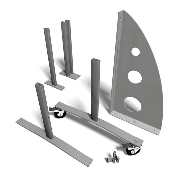 accessoires windschermen