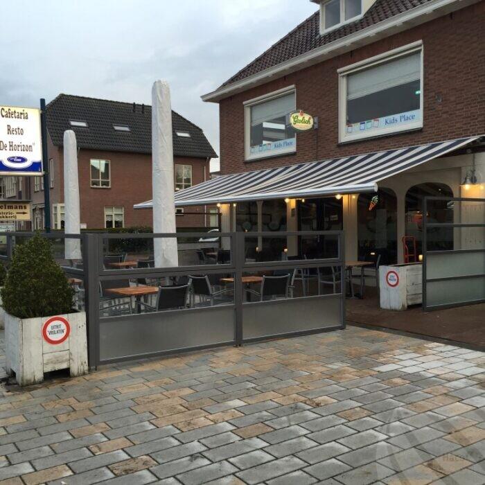 Windscherm model Arnhem